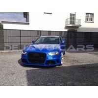 RS4 Look vordere Stoßstange für Audi A4 B8.5