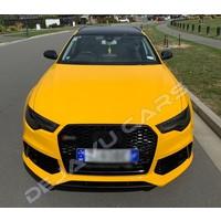 RS6 Facelift Look Voorbumper voor Audi A6 C7 4G