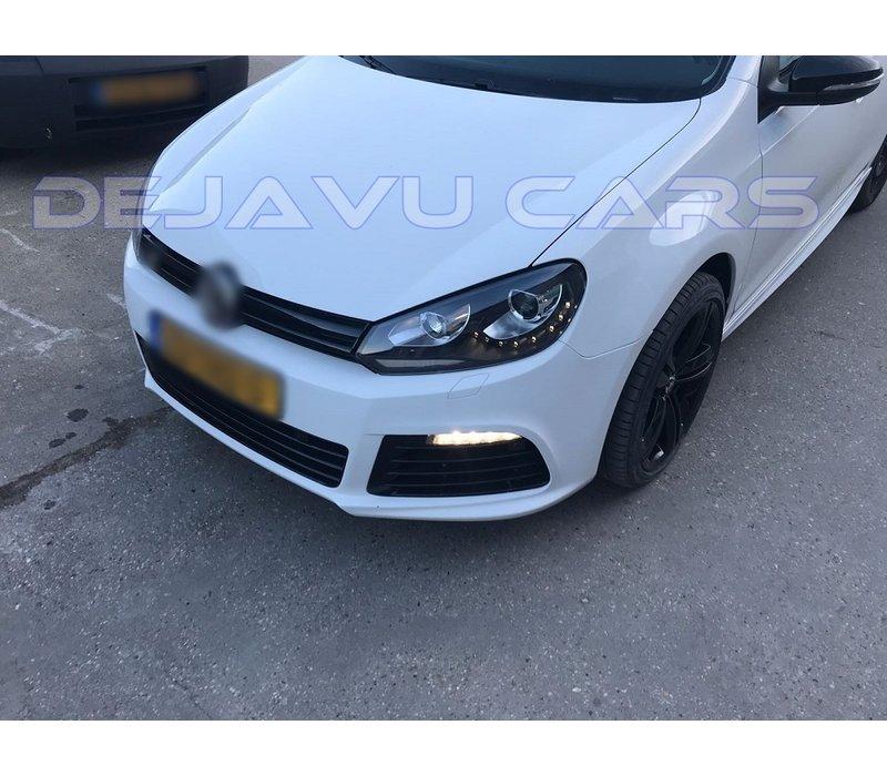R20 Look Voorbumper voor Volkswagen Golf 6