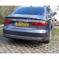 S3 Look Diffuser voor Audi A3 8V S line / S3