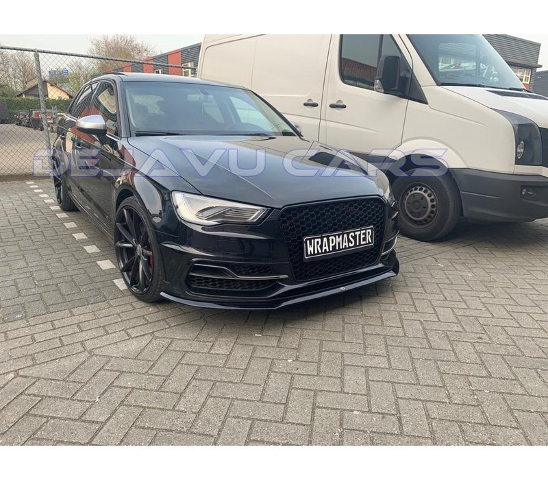 Front splitter for Audi S3 8V / S line