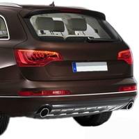 S Line Look Auspuff Endrohr für Audi