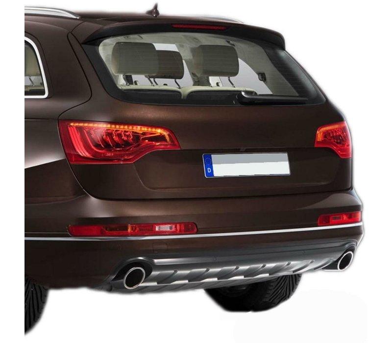 S line Look Uitlaat tips voor Audi
