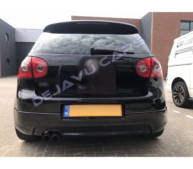 GTI Edition 30 Look hintere Stoßstange für Volkswagen Golf 5