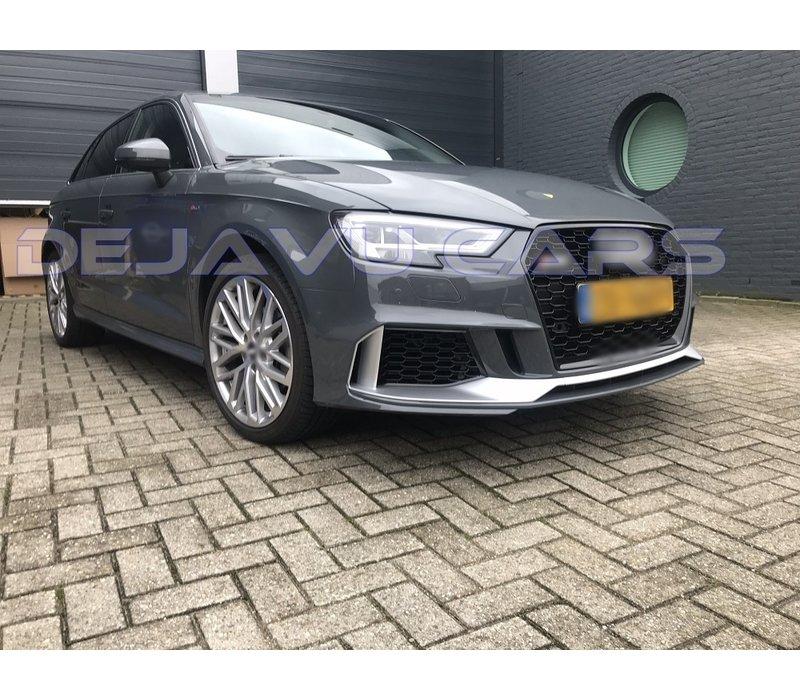 RS3 Look Voorbumper voor Audi A3 8V
