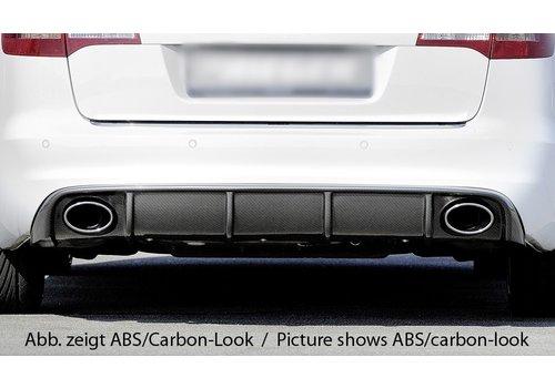 OEM LINE RS6 Look Diffuser voor Audi A6 C6