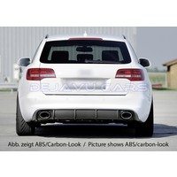 RS6 Look Diffusor für Audi A6 C6