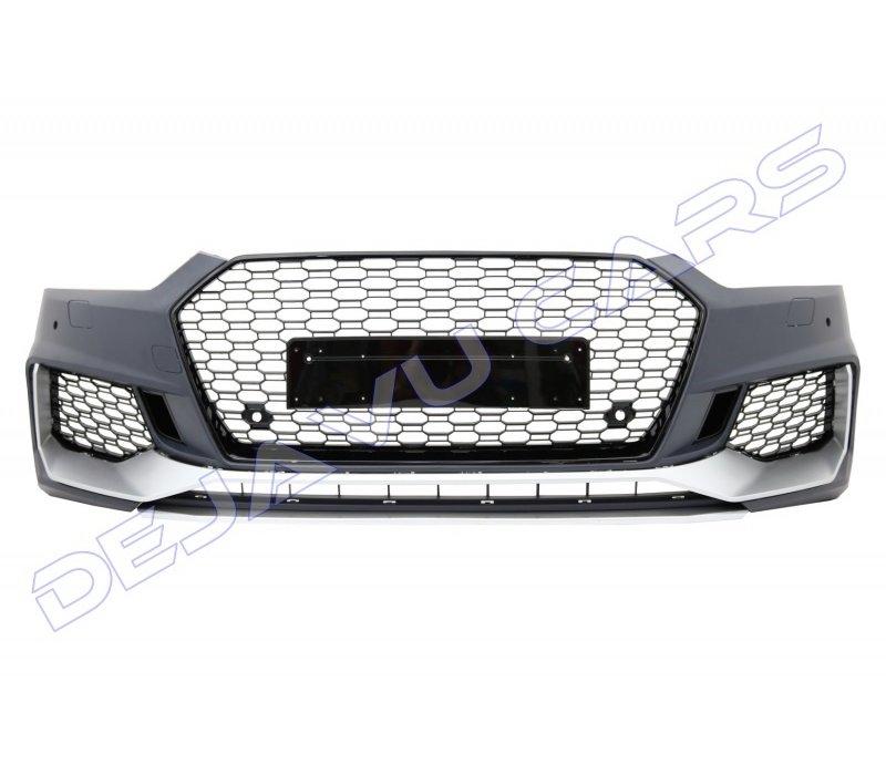 RS5 Look Voorbumper voor Audi A5 B9 F5