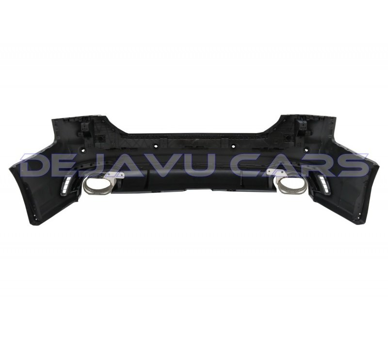 RS5 Look Achterbumper voor Audi A5 B9 F5