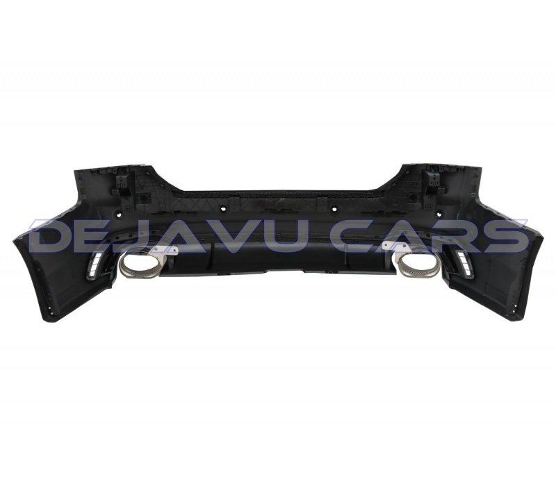 RS5 Look hintere Stoßstange für Audi A5 B9 F5