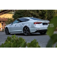 RS5 Look Side skirts for Audi A5 B9 F5 Sportback