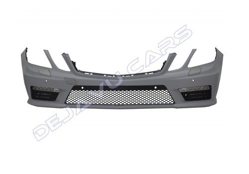 OEM LINE E63 AMG Look Front bumper for Mercedes Benz E-Class W212
