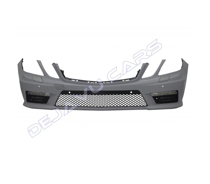 E63 AMG Look Front bumper for Mercedes Benz E-Class W212
