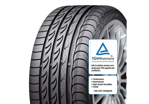 Syron Tires Syron Tires RACE1 X 245/35 ZR19''  93 W