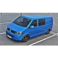 Front splitter for Volkswagen Transporter T5