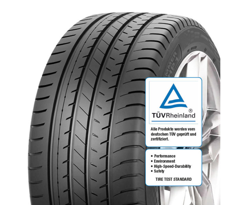 Berlin Tires SUMMER UHP 1 225/55 ZR18''  102 W