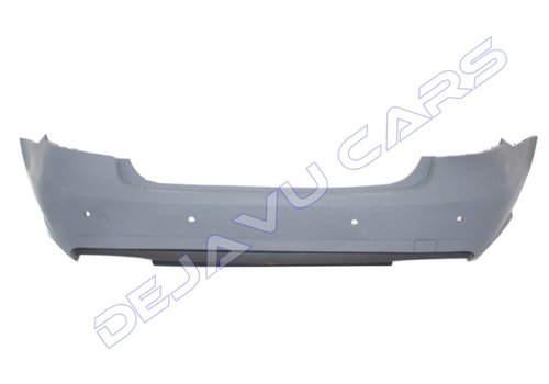 OEM LINE E63 AMG Look Rear bumper for Mercedes Benz E-Class W212