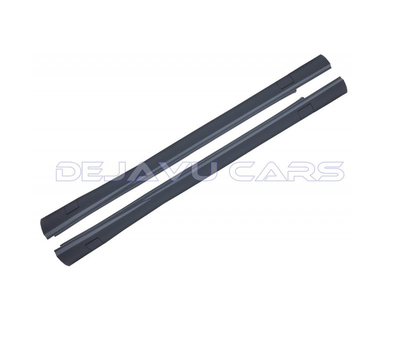 E63 AMG Look Side skirts for Mercedes Benz E-Class W212