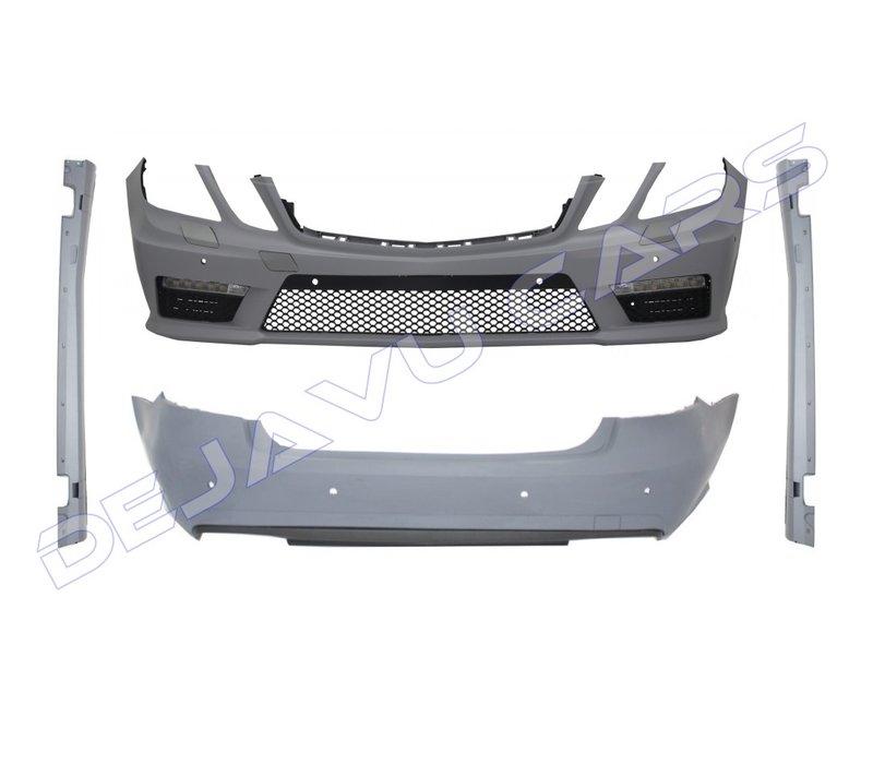 E63 AMG Look Body kit für Mercedes Benz E-Klasse W212