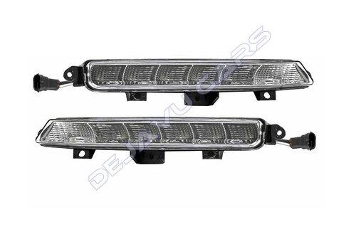 OEM LINE LED Daytime Running Lights for Mercedes Benz E-Class W212
