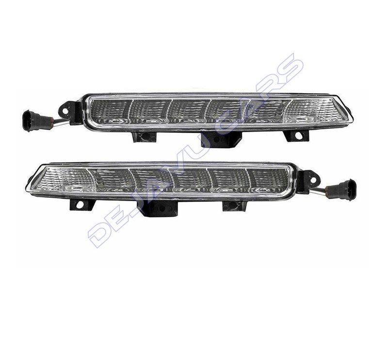 LED Daytime Running Lights for Mercedes Benz E-Class W212