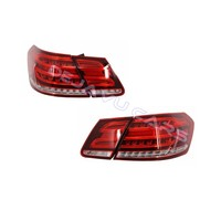 Facelift Look LED Tail Lights for Mercedes Benz E-Class W212