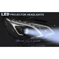 Bi Xenon Look LED Scheinwerfer für Mercedes Benz E-Klasse W212 Facelift