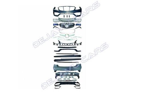 OEM LINE E63 AMG Look Body kit für Mercedes Benz E-Klasse W212 Facelift