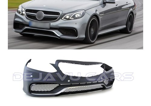 OEM LINE E63 AMG Look Front bumper for Mercedes Benz E-Class W212 Facelift