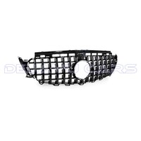 GT-R Panamericana Look Front Grill  for Mercedes Benz E-Class W213