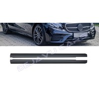E43 E53 Sport Line AMG Look Side skirts voor Mercedes Benz E-Klasse W213