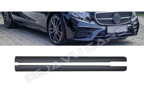 DEJAVU CARS - OEM LINE E43 E53 Sport Line AMG Look Side skirts for Mercedes Benz E-Class W213