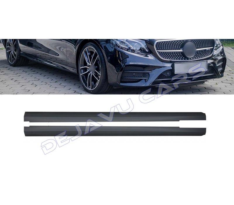 E43 E53 Sport Line AMG Look Seitenschweller für Mercedes Benz E-Klasse W213