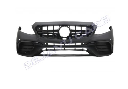 OEM LINE E63 AMG Look Front bumper for Mercedes Benz E-Class W213