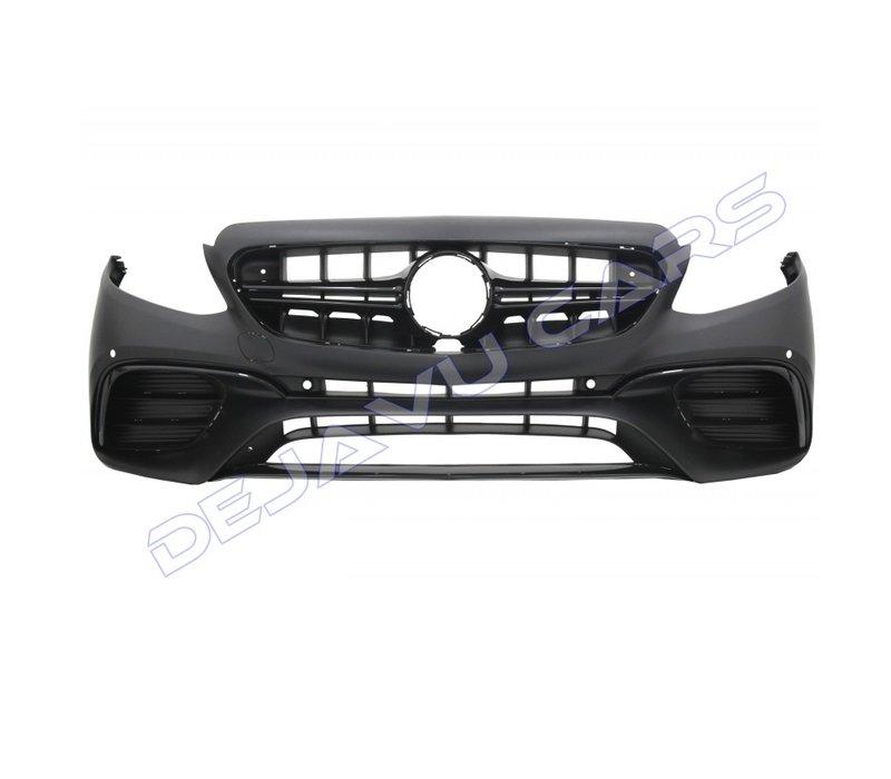E63 AMG Look Front bumper for Mercedes Benz E-Class W213