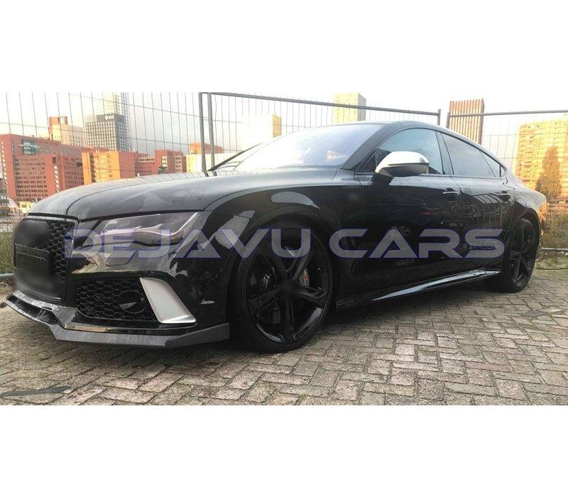 RS7 Look Seitenschweller für Audi A7 4G, S line & S7