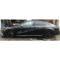 RS7 Look Side skirts voor Audi A7 4G, S line & S7