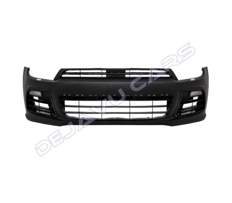 R Look Front bumper for Volkswagen Scirocco 3