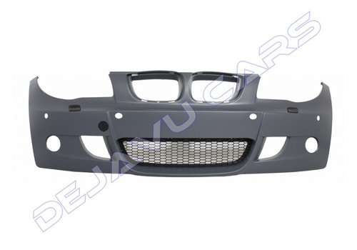 OEM LINE M-Tech Look Front bumper for BMW 1 Series E81 / E87
