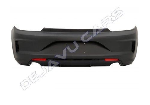 OEM LINE R Look hintere Stoßstange für Volkswagen Scirocco 3 Facelift