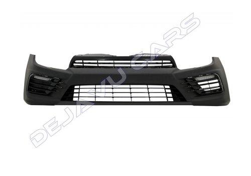 OEM LINE R Look Front bumper for Volkswagen Scirocco 3 Facelift