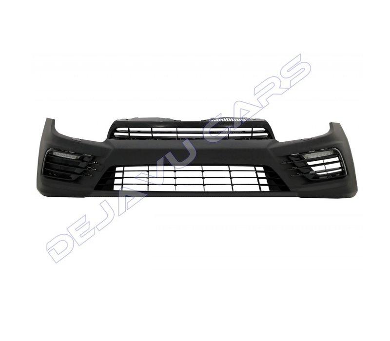 R Look Front bumper for Volkswagen Scirocco 3 Facelift