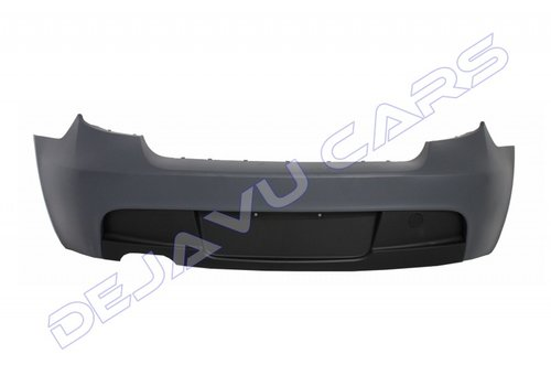 OEM LINE M-Tech Look Rear bumper for BMW 1 Series E81 / E87