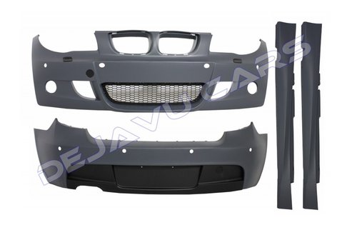 OEM LINE M-Tech Look Body Kit for BMW 1 Series E87
