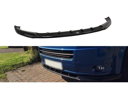Maxton Design Front splitter for Volkswagen Transporter T5
