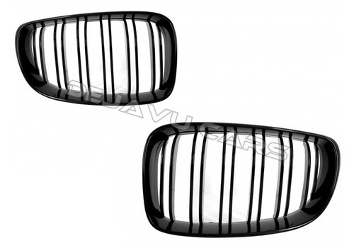 OEM LINE M1 Look Front Grill voor BMW 1 Serie E81 / E82 / E87 / E88