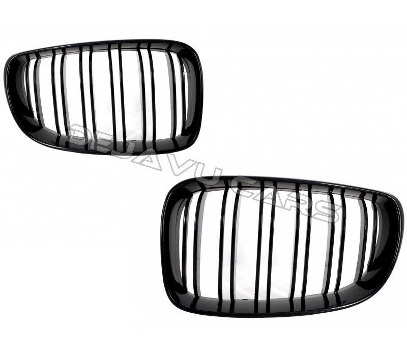 M1 Look Front Grill voor BMW 1 Serie E81 / E82 / E87 / E88