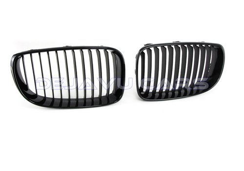 OEM LINE M-Tech Look Front Grill voor BMW 1 Serie E81 / E82 / E87 / E88