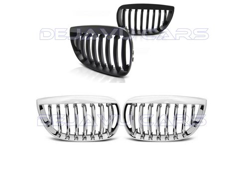 OEM LINE M-Tech Look Front Grill voor BMW 1 Serie E81 / E87