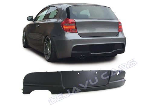 OEM LINE M-Tech Look Diffuser for BMW 1 Series E81 / E87